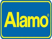 Alamo Hot Car Rental Deals Logo