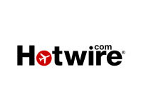 hotwire-travel-logo-design
