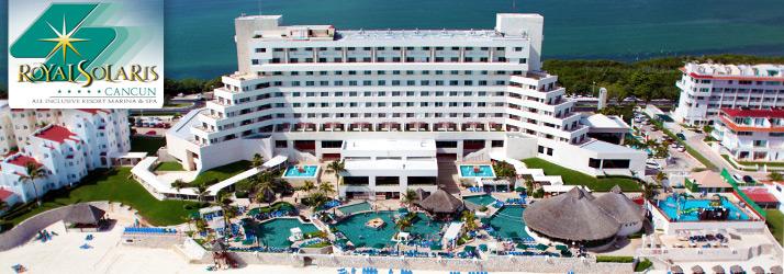 Royal Solaris Cancun Marina Resort and Spa