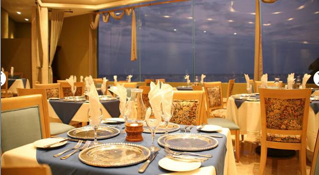 Marco Polo restaurant at Royal Solaris