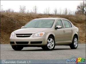 Chevrolet Cobalt 2007 - compact car
