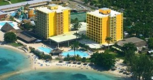 Sunset Beach Resort in Montego Bay - Jamaica
