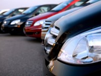 Rental car sales of top car rental companies