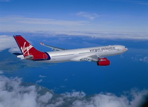 Virgin Atlantic Airplane - Boeing 747-400