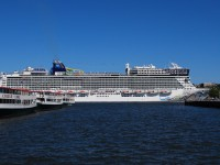 Norwegian Epic, cruise ship, Norwegian Cruise Lines