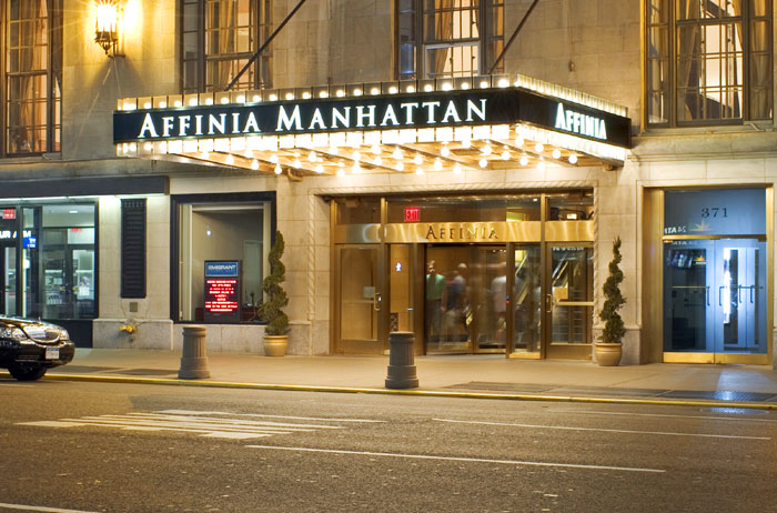 Affinia Manhattan Hotel In New York City From 160