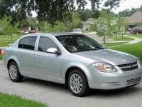 Chevrolet Cobalt, 2010 model