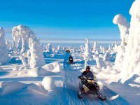Ski holiday in Finland