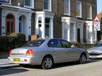 Hyundai Sonata, full size car