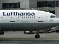 Lufthansa Aircraft, Airbus A300B4-603