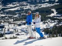 Ski holiday,
