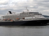 Cruise Ship, Holland America Cruises, Prinsendam