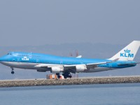 KLM Royal Dutch Airlines airplane