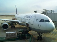 Lufthansa airplane, Airbus A330