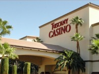 Tuscany Casino and Hotel in Las Vegas, Nevada