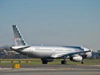 Spitir Airlines plane