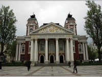 Ivan Vazov National Theater, Sofia
