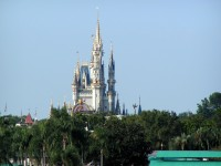 Cindarella castle