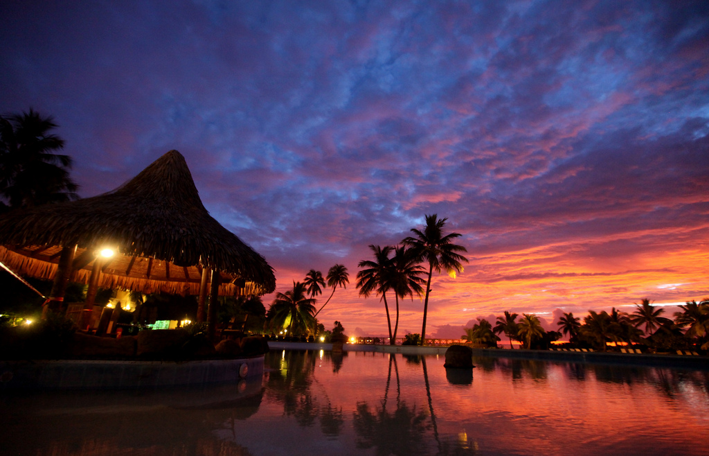 Tahiti or Bora Bora vacations from $1789