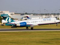 Airtran Airways boeing plane