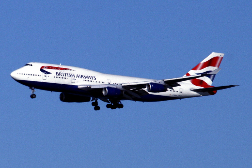brittish airways