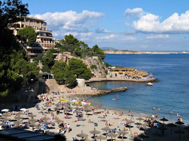 Mallorca Beach, Spain