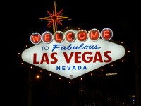 Las Vegas, Nevada, welcome sign