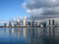 Skyline of San Diego downtown