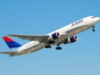 Delta Airlines Boeing