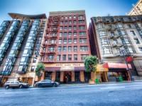 Hotel Mark Twain in San Francisco