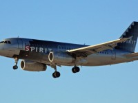 Spirit Airlines plane