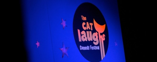 The Cat Laughs Comedy Festival in Kilkenny