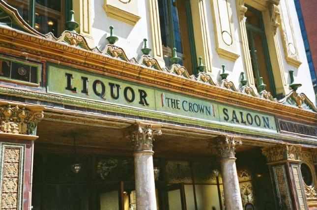 Crown Liquor Saloon in Belfast