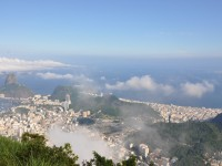 View over Rio de Janeiro