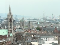 Dublin skyline