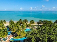 View from El San Juan Resort and Casino
