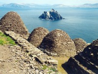Skellig Michael beehive cells of the monks