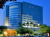 The Westin Hotel in Fort Lauderdale