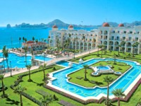 4 star all inclusive Riu Palace in Cabo San Lucas