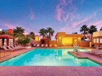 Pool at WorldMark Las Vegas Tropicana Avenue