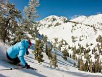 Ski vacation in Utah