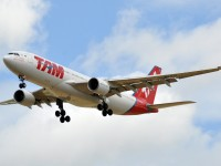 TAM Airlines Aircraft