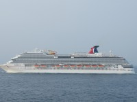 Carnival Breeze - cruise ship