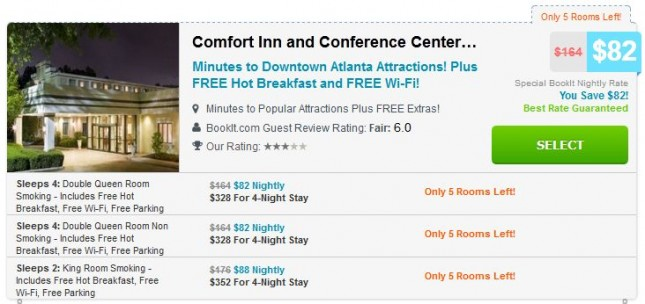 Comfort Inn and Conference Center Northeast Atlanta
