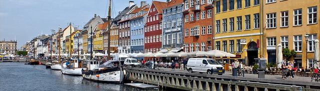 Copenhagen ©michaeljohnbutton/Flickr