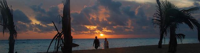 Dominican Republic sunrise ©Dave Bezarie & Susi Havens-Bezaire/Flickr
