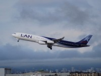 LAN Airlines Aircraft