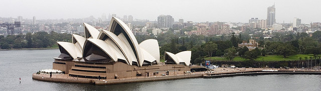 Sydney opera house, ©jimmyharris/Flickr