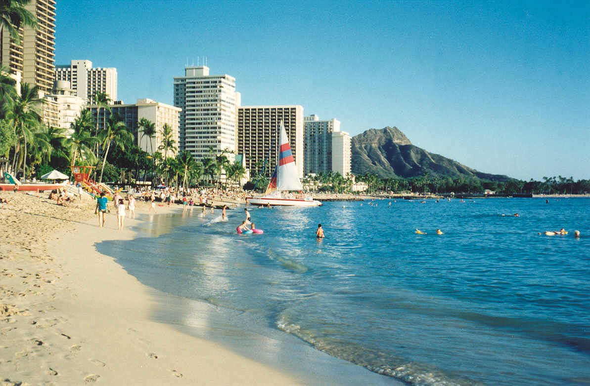 Waikiki Vacations With Alaska Airlines From 729