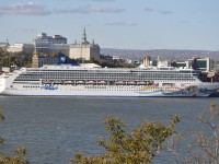 Norwegian Spirit cruise ship